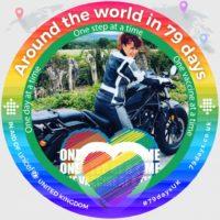 Michelle Waldron Around the world in 79 days