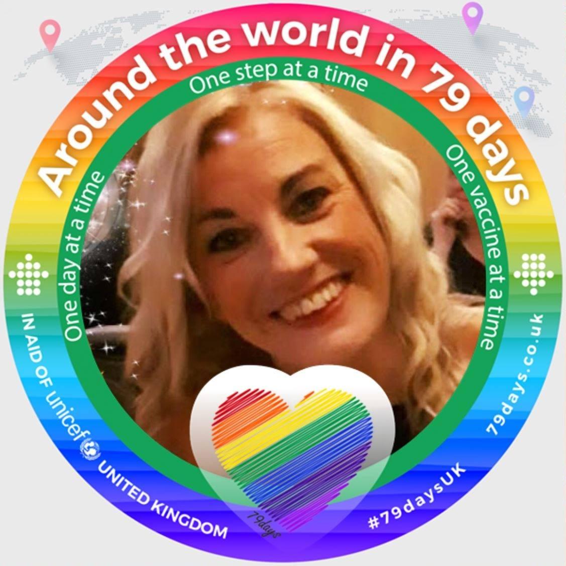 Nicola Clarke Around the world in 79 days